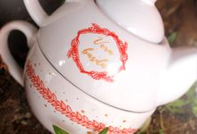 Teko Susun Aladin Wedding Vera&Basda by Mug-App Wedding Souvenir