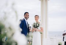 The Wedding of Franck & Olivia by Miracle Wedding Bali