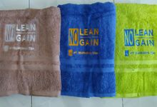 Embroidery Bathing Towel by JN Invitation