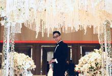 Hansen & Felicia Wedding - Sudirman Grand Ballroom Bandung by Mosandy Esenway management