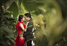 Engagement Of Januar & Kartika by Finedress