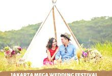 Jakarta Mega Wedding Festival by Michelle Bridal