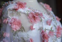 ATTAYA WEDDING : RUSTIC DRESS. by ODDY PRANATHA