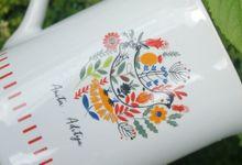 Mug Necafe Wedding Anita&Aditya by Mug-App Wedding Souvenir