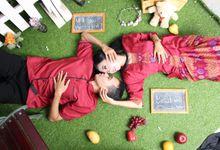 Casual Prewedding by AMEY CHAN SALON BRIDAL