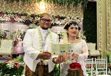 Chandra & Arya by The Sasongko wedding planner & organizer