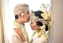 Eca & Dinni by The Sasongko wedding planner & organizer