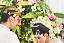 Metha & Avi by The Sasongko wedding planner & organizer