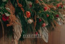 Tropical Decoration by kembaliDESA