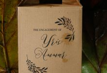 Wedding Yris & Ammar by Mug-App Wedding Souvenir