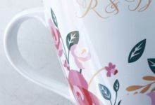 Mug Corning Wedding R&D by Mug-App Wedding Souvenir