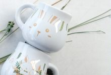 Mug Gentong by Mug-App Wedding Souvenir