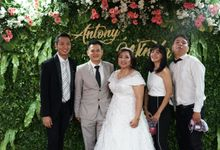 The Wedding Of Antony❤️Winda by Rony Sarono MC, Music Performance, Event Planner