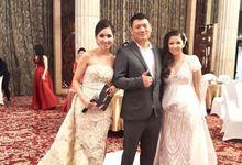 Acai & Jessie Wedding - Hotel Indonesia Kempinski Jakarta by Mosandy Esenway management