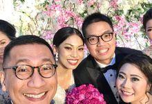 Steven & Cindy Wedding - Upper Hills Makassar by Mosandy Esenway management