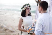 The Wedding of Igor & Daria by The Beyond Bali
