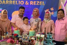 Birthday Cake Party by FIOR FIORE Patisserie