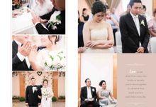 a loving heart is truest wisdom ❤ by Gorgeous Bridal Jakarta
