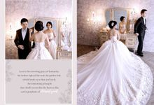 Together, We're Everything ❤ by Gorgeous Bridal Jakarta