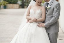 Shella & Nico Wedding by Alethea Sposa