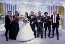 The Wedding Of William & Desyana by Starlight Entertainment