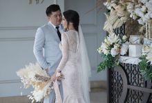 Sonny & Nancy Wedding Day by Kyria House of Bride