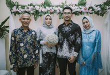 The Engagement Of Lindy & Bambang by Armadani Organizer