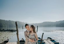Bali Pre-wedding of Daniel & Ivonne by Ceraco