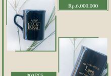 Paket 350 Pax by Mug-App Wedding Souvenir