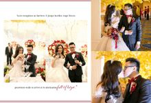 Love at first sight ❤ by Gorgeous Bridal Jakarta