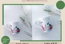 Paket 600 Pax by Mug-App Wedding Souvenir