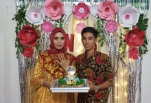 Ridwan & Nilam Wedding by EYO WEDDING
