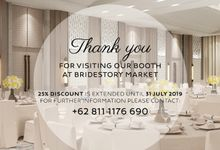 Bridestory Market 2019 by Novotel Bogor Golf Resort and Convention Centre