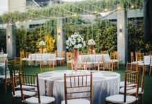The Wedding of Han & Laura by Miracle Wedding Bali