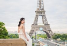 Paris Session by evelingunawijaya