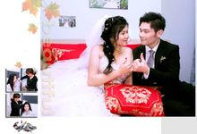 Vietnam Bride Wedding Gorgeous by Angel Chua Lay Keng Makeup and Hair