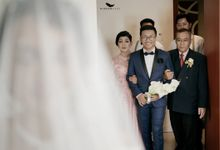 Mr. Yonathan & Mrs. Dyah Wedding by Ventlee Groom Centre