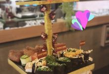 Sushi Platter & Tier by SUSHIABE