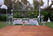 Jason & Kristy Wedding by CITTA Wedding