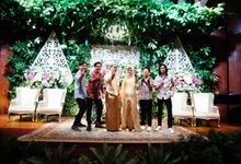 Wedding Reception Karnisa&Edo by DJ Perpi