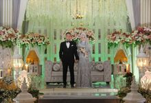 Mr. Ahyar & Mrs. Erika Soraya Wedding by Ventlee Groom Centre