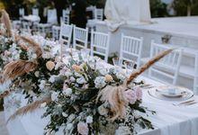 White Blush Wedding by Marini Wedding Service