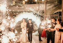 Wedding Hengky & Yeyen 6 Juli 2019 by Priceless Wedding Planner & Organizer