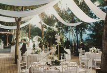 The Wedding Gray & Indita by Excelsior Decoration