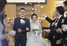 Mr & Mrs. Rizky Sutedja by Ventlee Groom Centre