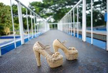 Tania N Iqbal Wedding by Wedding shoes by Biondi