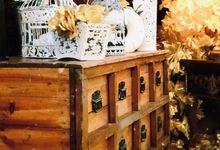 Resepsi Pernikahan Adat Padang by Dirasari Catering