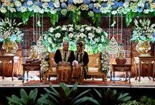Resepsi Pernikahan Adat Jawa by Dirasari Catering