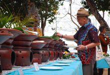 Lunch Buffet At KEKEB Nusa Dua by KEKEB by Anika