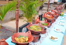 Lunch Buffet At KEKEB Nusa Dua by KEKEB by Anika